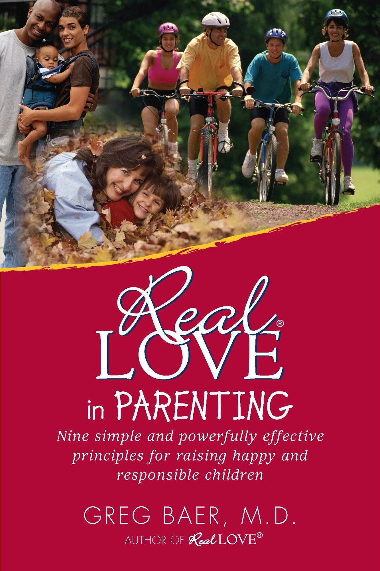 Cover of Real Love in Parenting